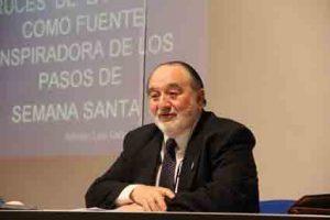 EL SIMBOLISMO RELIGIOSO EN UNA CONFERENCIA